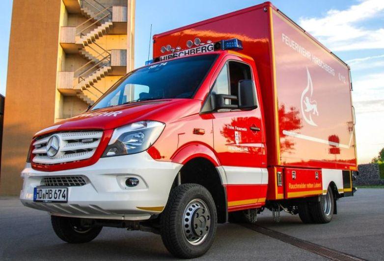 Gerätewagen-Transport GW-T (Hirs 74)