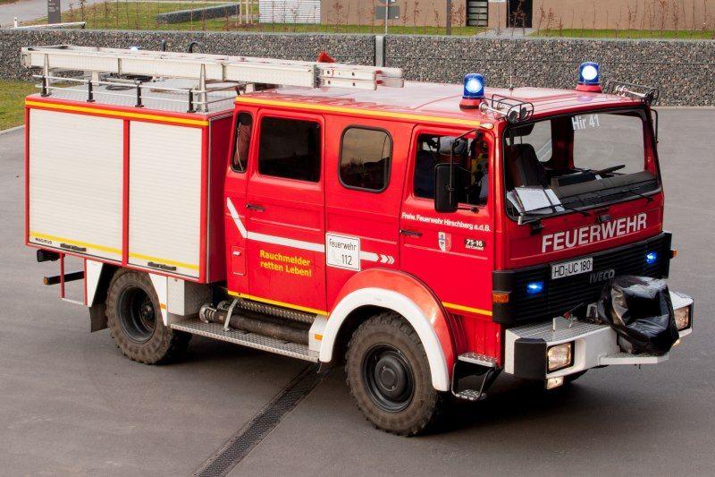 Löschgruppenfahrzeug LF 8 (Hirs 41))
