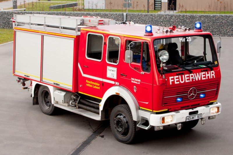 Tanklöschfahrzeug TLF 16/25 (Hirs 23)