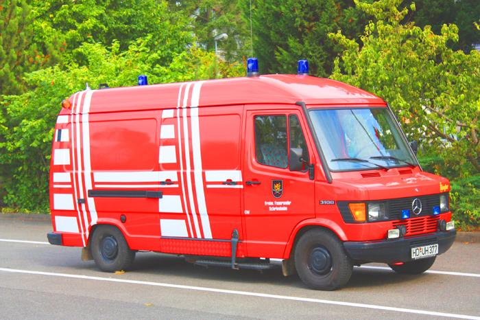 Vorausgerätewagen VGW.  (Schr 1/59)